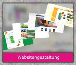 Websitengestaltung
